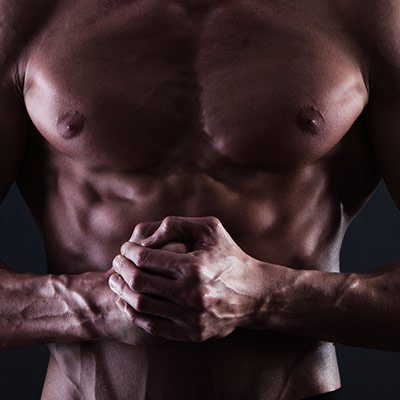 how to get a ripped core